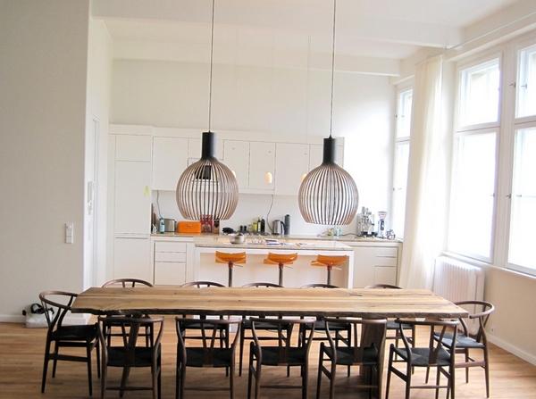 Dapur tempat makan lebar ala jerman