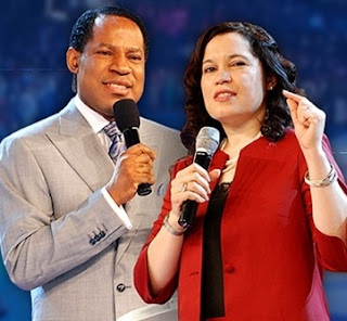 Pastor Oyakhilome's Divorced Wife Anita Remarries To British Lover