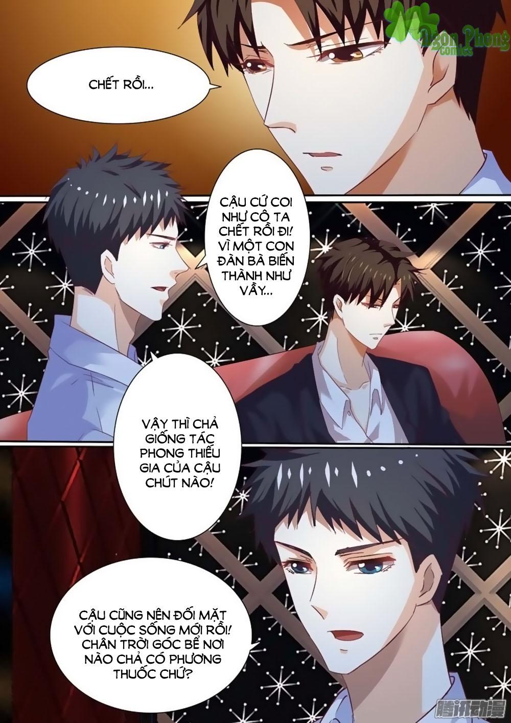 Hào Môn Tiểu Lão Bà - Chap 41