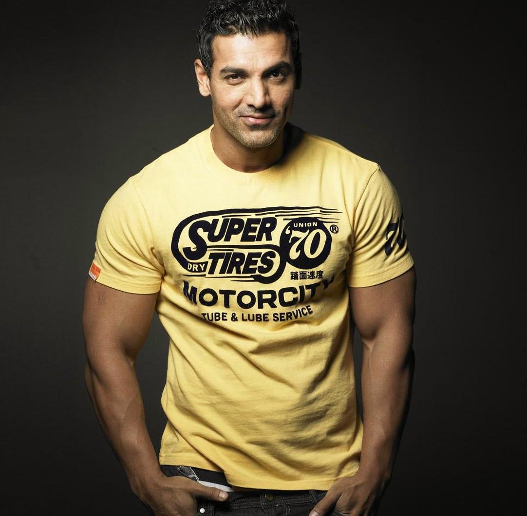 John Big Biceps Stylist T-Shirt HD Wallpaper