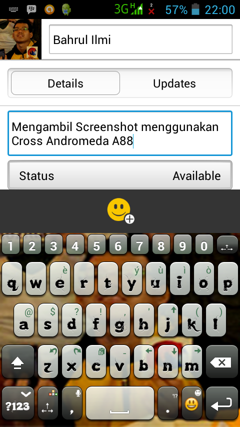 screenshotcross