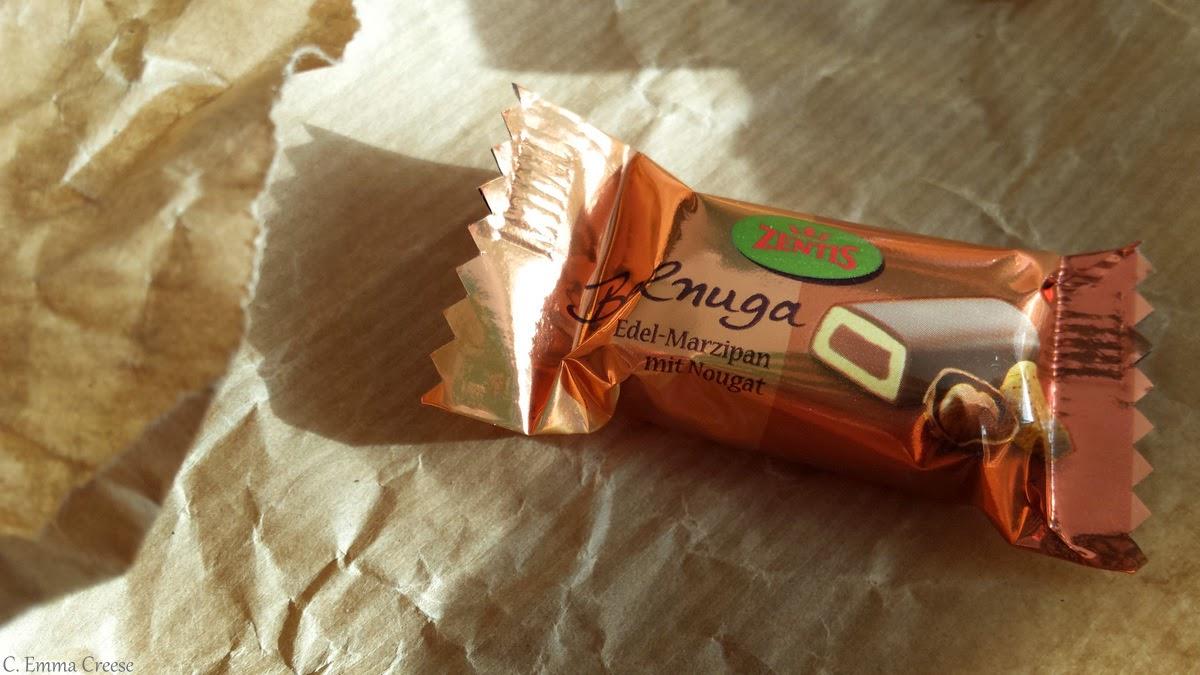 Exotic parcels of delight - Foodie Penpals
