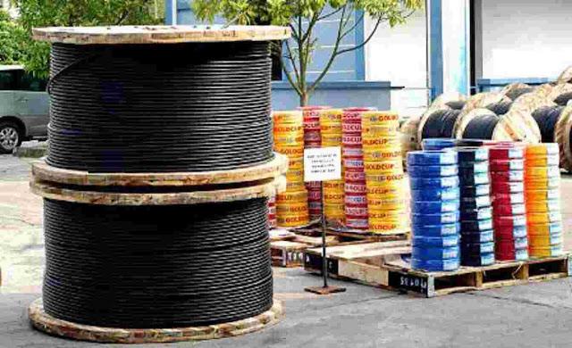 vận chuyển dây cáp điện đi Nha Trang