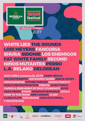 Wam Murcia Festival 2017