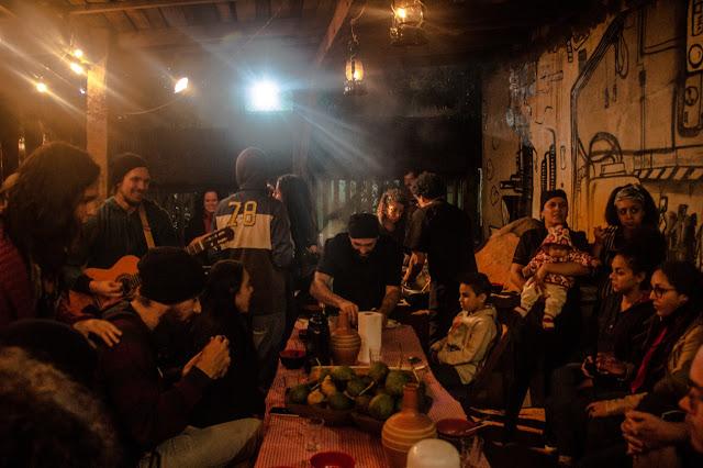 Teatro Popular União e Olho Vivo recebe Dolores Boca Aberta em sua sede no Bom Retiro