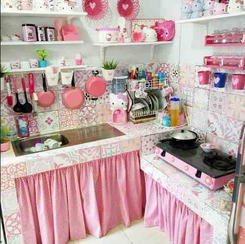 Peralatan Dapur Minimalis