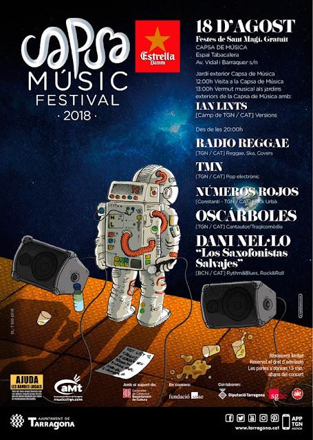 capsa music festival