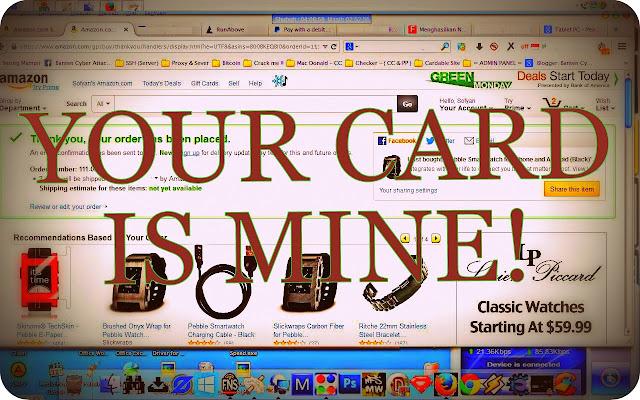 Inilah Daftar WebsitePalsu Tempat 18 Hacker Bandung Melakukan Carding
