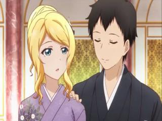 Ore Ga Ojousama Gakkou Ni Shomin Sample Toshite Gets Sareta Ken – Episódio 12