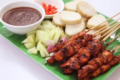 Resepi Satay Ayam Mudah