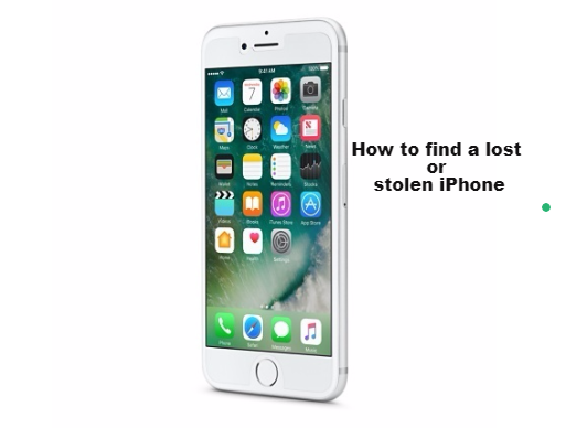 How to Find a Lost or Stolen iPhone or iPad