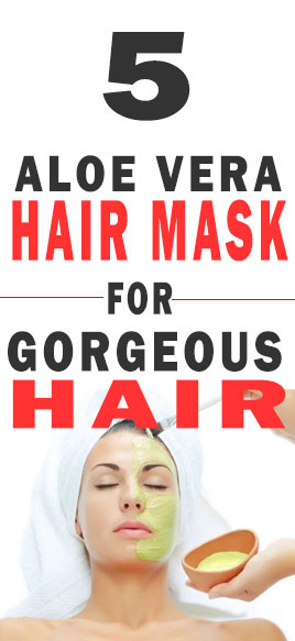 Aloe Vera Hair Mask For Gorgeous Hair
