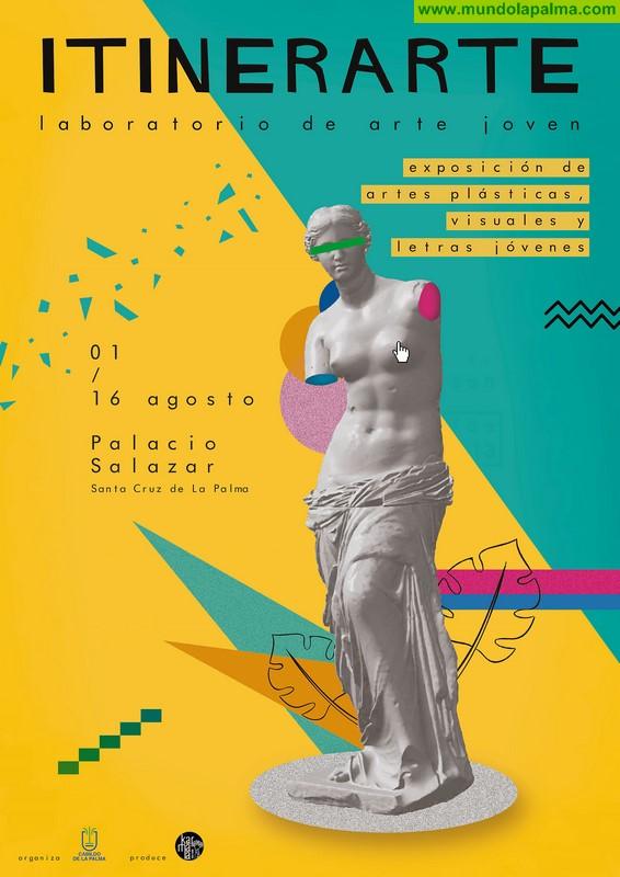 Arranca la primera edición de Itinerarte con las propuestas de una veintena de jóvenes artistas de la isla