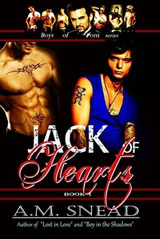 Amazon Jack of Hearts