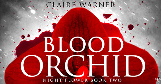 Blog Tour | Blood Orchid by Claire Warner