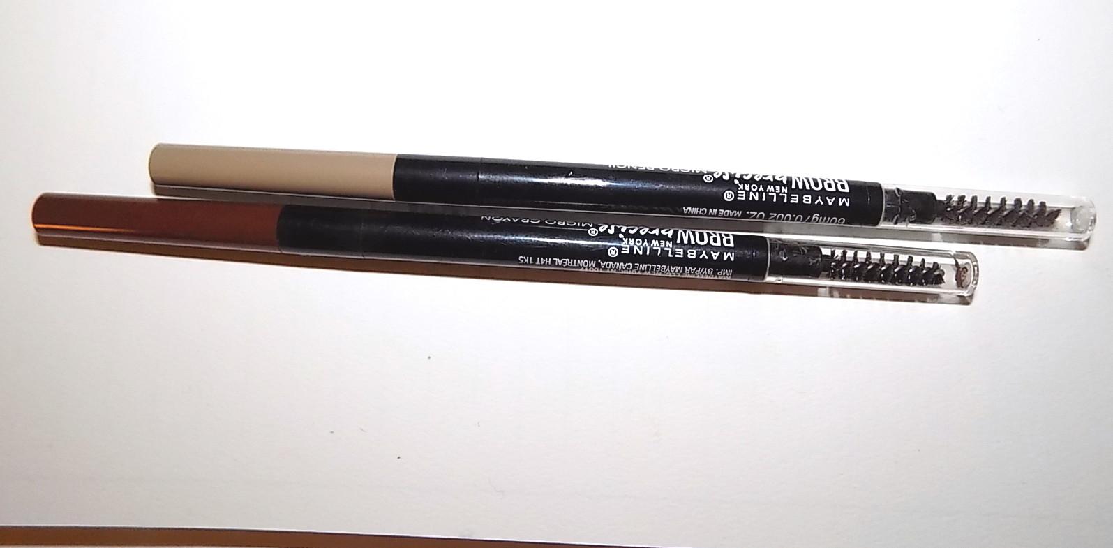 The Beauty Alchemist Maybelline Brow Precise Micro Pencil