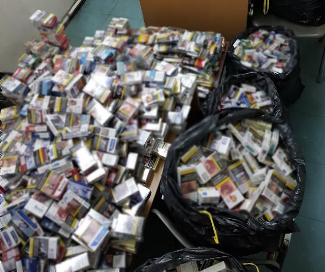 Εξαρθρώθηκε εγκληματική οργάνωση που έκλεβε σε περίπτερα σε όλη την Ελλάδα