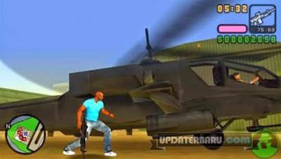 Grand Theft Auto Vice City Stories ISO Cara Cheat