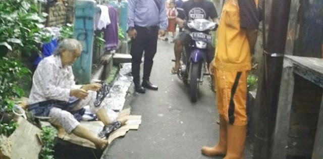 Malin Kundang Zaman Now Muncul Di Jakarta Barat