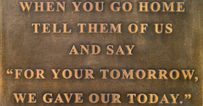 anzac day 2017 quote lest we forget