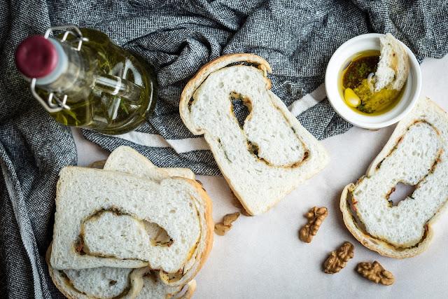 3 Three Cheese Swirl Bread