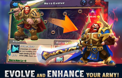 Clash of Lords 2: Guild Brawl Apk Data for Android Online Game