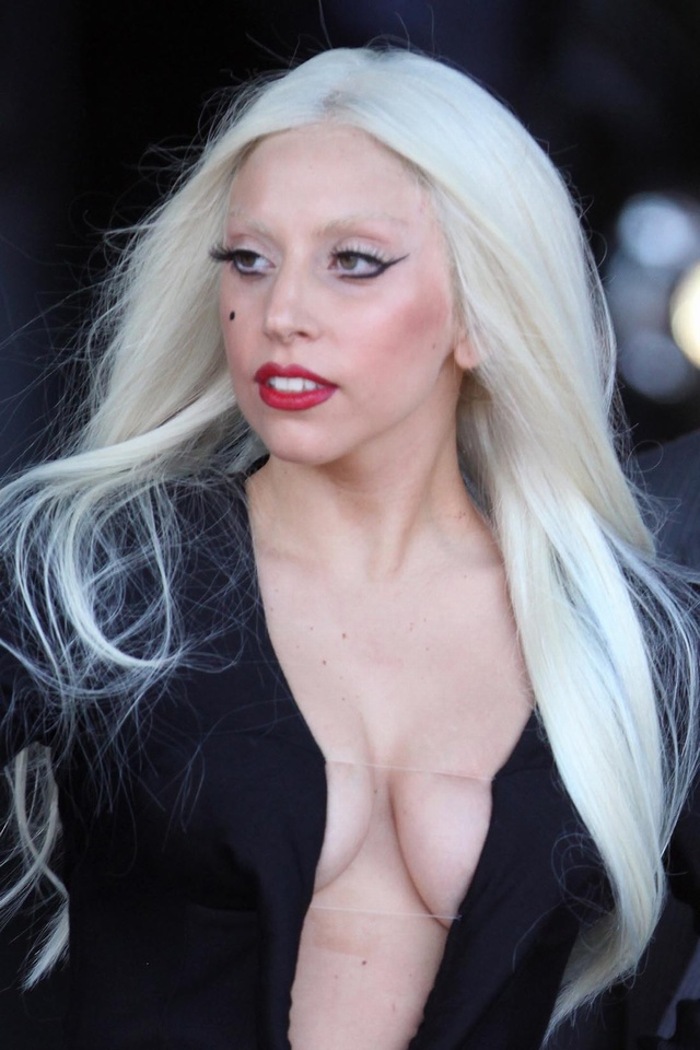 Sexy Images Of Lady Gaga