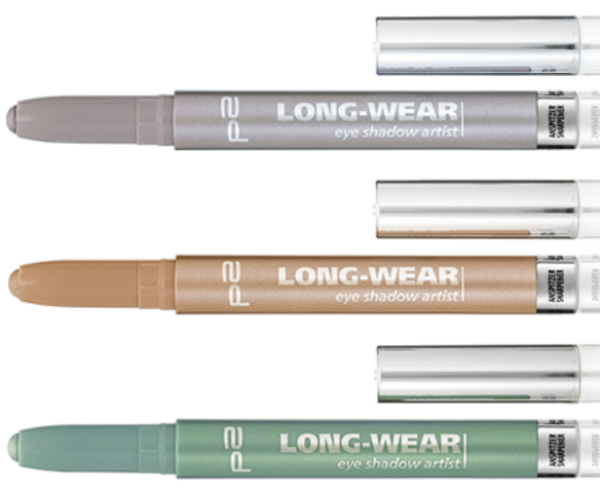 p2 long-wear eye shadow artist