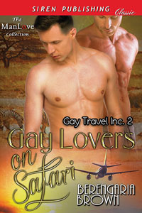 Gay Lovers on Safari