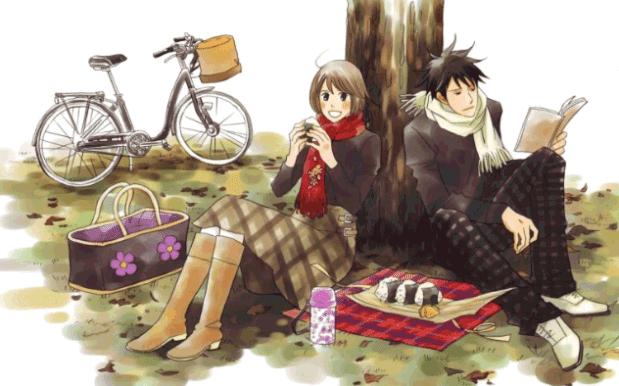 Anime Romance Slice of Life Terbaik - Nodame Cantabile