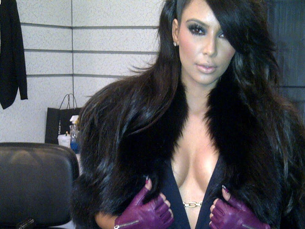 Accessories Fashion Style: Kim Kardashian Twitter Pics ...