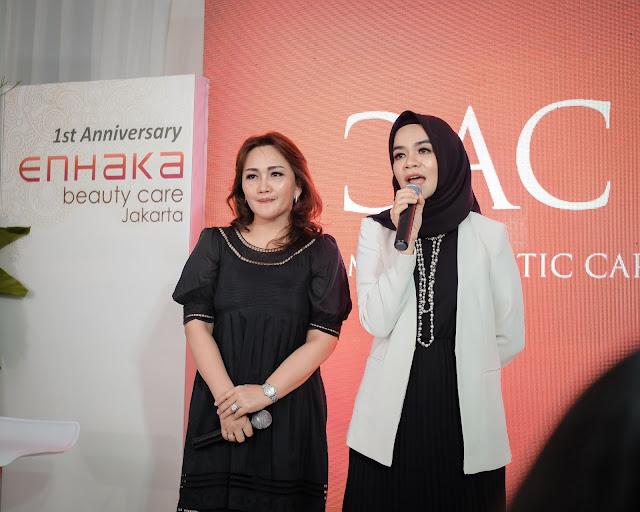 Owner Enhaka Beauty Care