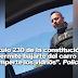 """""""Articulo 230 de la constitución me permite bajarte del carro y romperte los vidrios"""": Policía de México."""