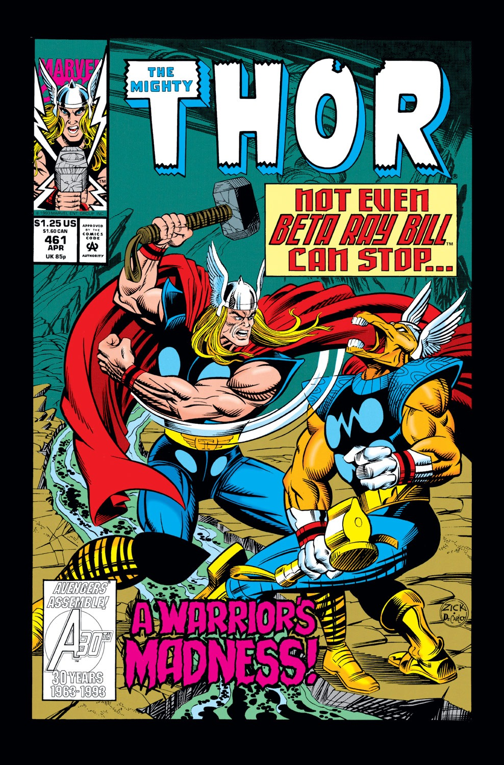 Thor (1966) 461 Page 1