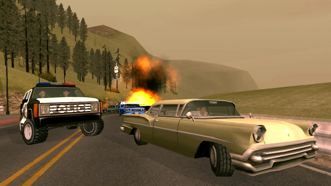 Grand Theft Auto: San Andreas Free Download - Repack-Games