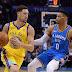 Warriors superam atuação de Westbrook e complicam a vida do Thunder