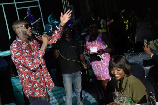 2Baba, Reekado Banks, YCee, Waje thrill audience at Campari Mix in Abuja