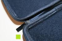 Reißverschluss innen: Taschenrechner Schutztasche für Casio FX 991 ES / DE Plus