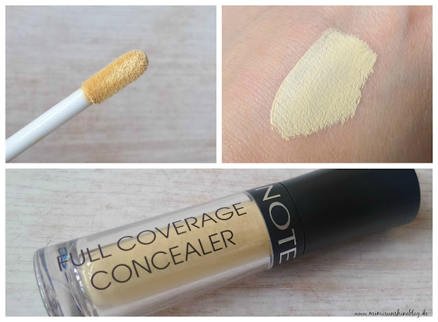 "Note Full Coverage Concealer ""03 Sand"""
