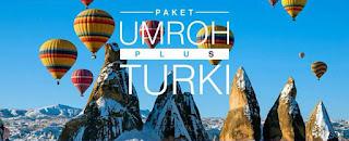 Paket Umroh Plus Turki 2016