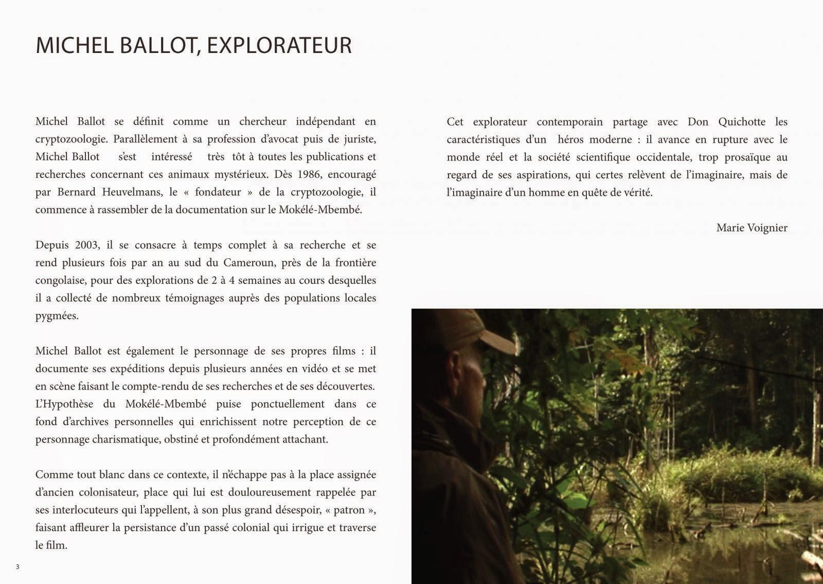 MOKELE - MBEMBE EXPEDITIONS: PARTEZ EN EXPEDITION SUR LA PISTE DES
