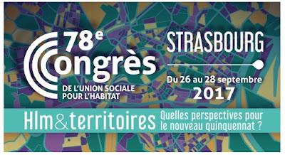 Congès HLM de Strasbourg : Les temps forts de l'AREAL et de l'URHlmGE
