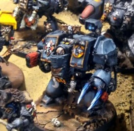 Space Wolves (40k)