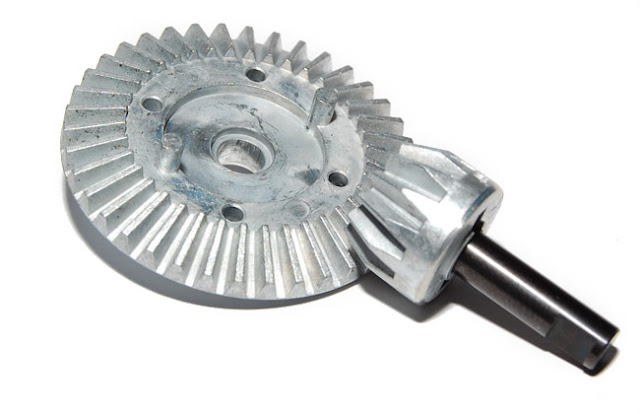 Axial AX10 Scorpion ring and pinion gears