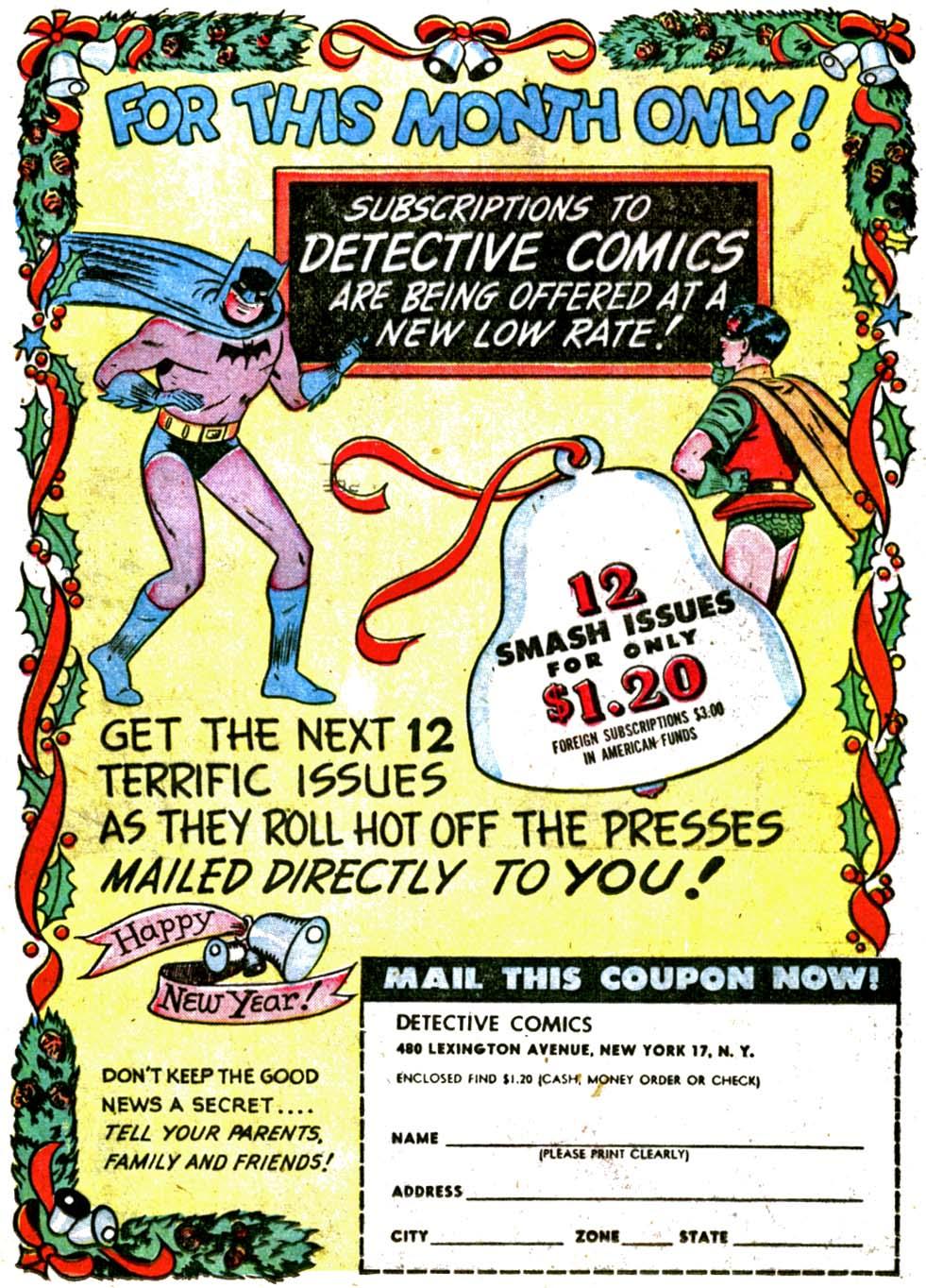 Read online Detective Comics (1937) comic -  Issue #144 - 23