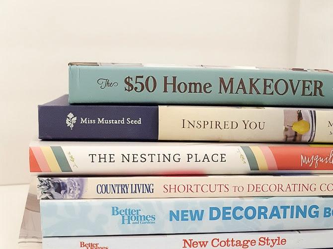 Favorite Decor Books That Inspire