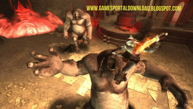 god of war 2 ppsspp iso highly compressed
