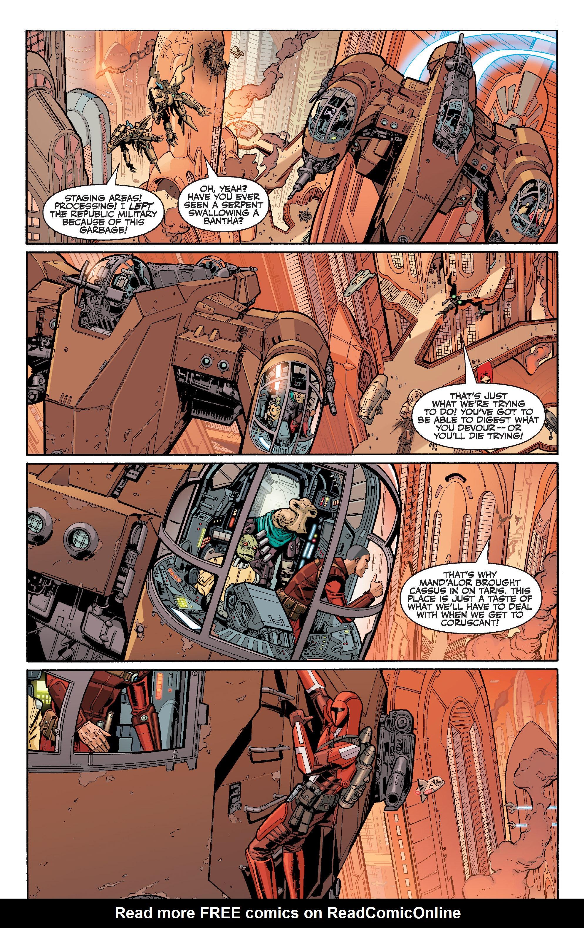 Read online Star Wars Omnibus comic -  Issue # Vol. 32 - 77