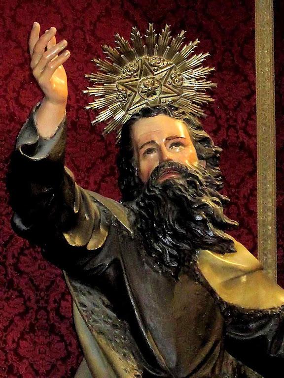 Santo Elias, Irmandade de Nossa Senhora do Carmo Coroada, Sevilha