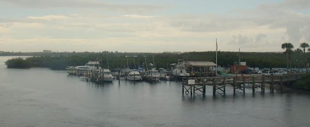 Marina en Jim Island